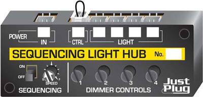 JP5717 Woodland Scenics Just Plug Lighting Sysytem Tidy Wire Kit